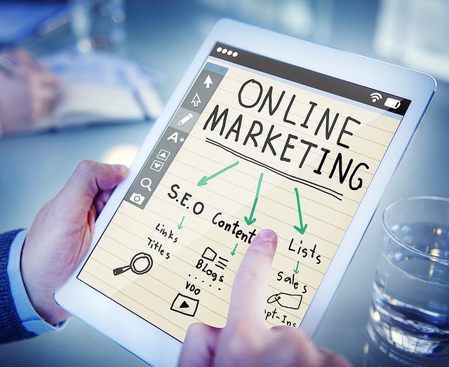 Seo, business, online marketing
