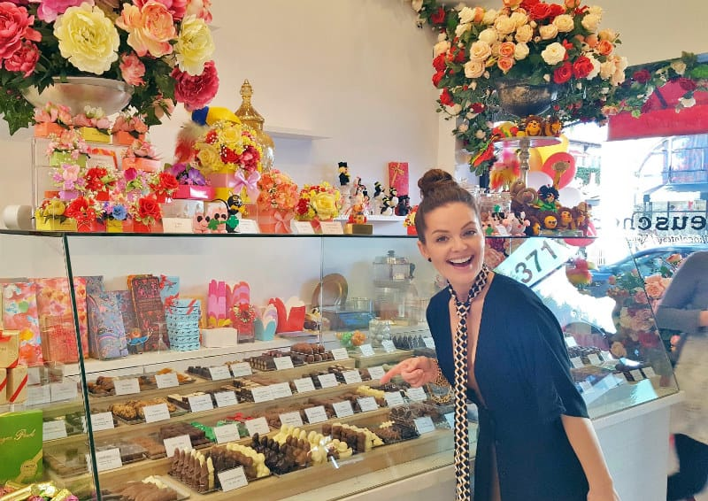 Beverly Hills Teuscher - Chocolates of Switzerland #teuscher #switzerland #swiss #chocolates #carrieschroeder #delicious #sweets#bevhillsmag #BevHillsMag #beverlyhillsmagazine