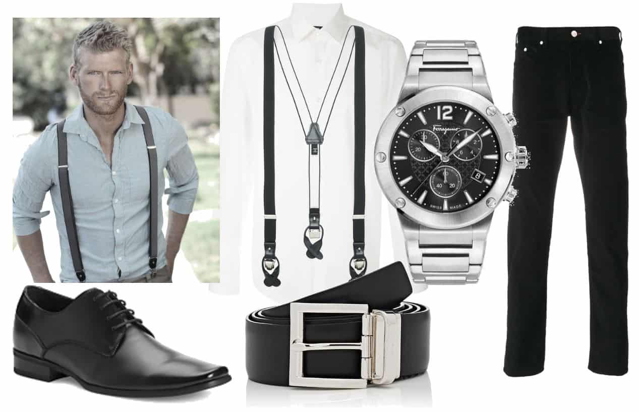 Casual Dapper Style For Men. SHOP NOW!!! #BevHillsMag #beverlyhillsmagazine #fashion #style #shopping #styleformen