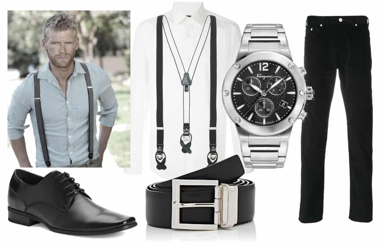 Casual Dapper Style For Men. SHOP NOW!!! #BevHillsMag #beverlyhillsmagazine #fashion #style #shopping #styleformen