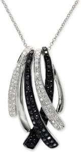 Black Diamond Necklace. BUY NOW!!!