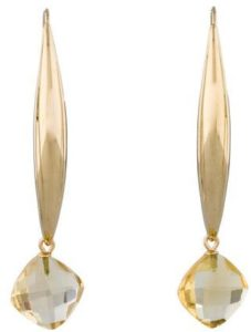 Citrine Drop Earrings. BUY NOW!!!