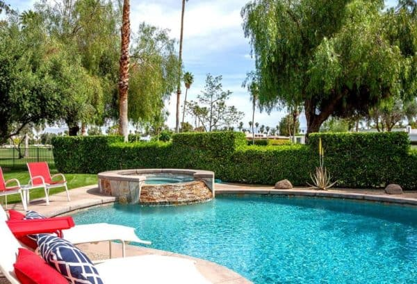 Walt Disney's Palm Springs Vacation Home