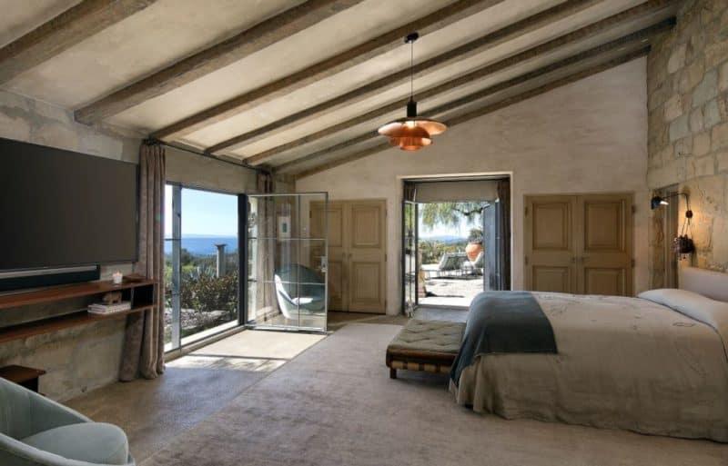 Ellen DeGeneres's Montecito Home