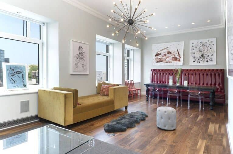 Britney Spears NYC Penthouse