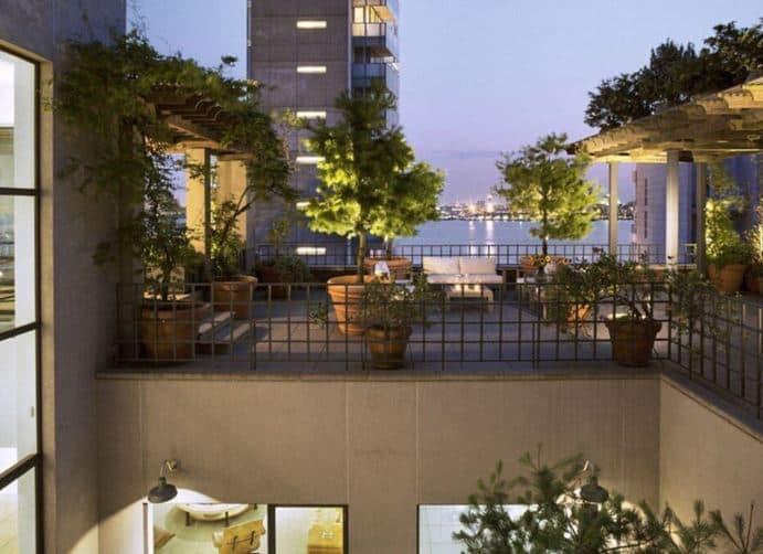 Robert De Niro's Penthouse