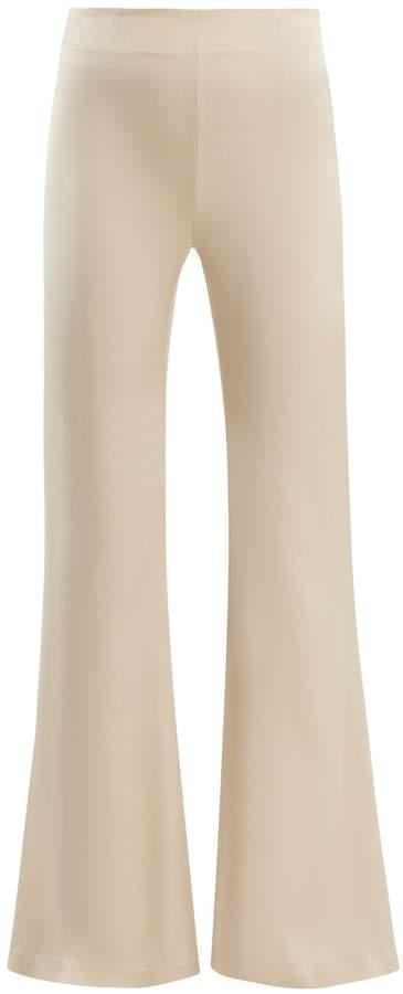 Galvan Silk Pants. BUY NOW!!! #beverlyhillsmagazine #bevhillsmag #shop #style #shopping #fashion