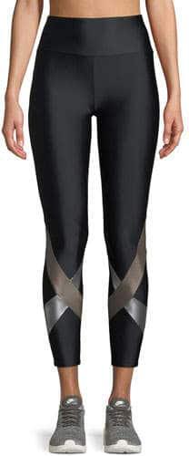 Lanston Metallic Yoga Pants. BUY NOW!!! #BevHillsMag #beverlyhillsmagazine #fashion #style