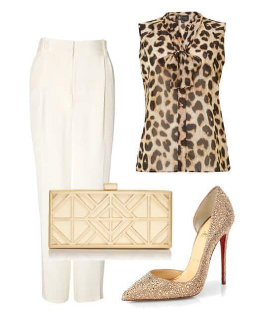 Cheetah Print Style