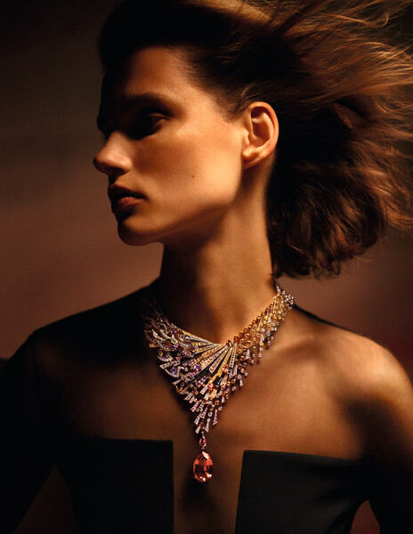 Les Ciels de Chaumet High Jewellery collection #jewellery #diamonds #rings #gems #jewels #jewelry #beverlyhills #bevhillsmag #beverlyhillsmagazine