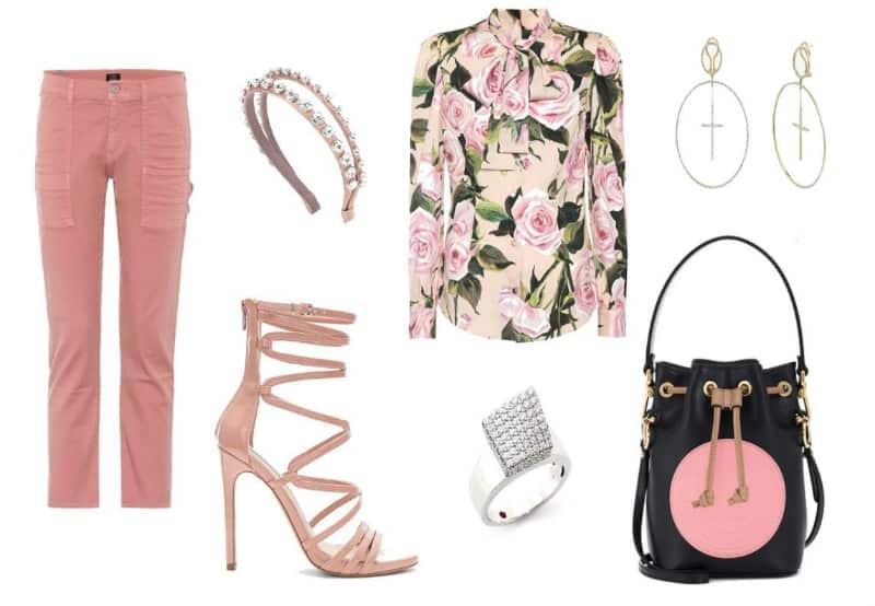 Classy Floral Style. SHOP NOW!!! #shop #fashion #style #shop #shopping #clothing #beverlyhills #beverlyhillsmagazine #bevhillsmag