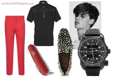 Cool Fashion For Men. SHOP NOW!!! #fashion #style #shop #shopping #clothing #beverlyhills #styleformen #beverlyhillsmagazine #bevhillsmag