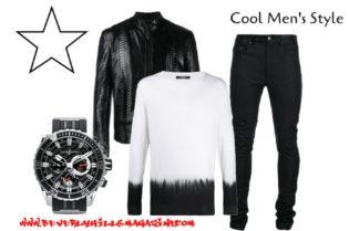 Cool Men's Style #shop #fashion #styleformen #bevhillsmag #beverlyhillsmagazine #beverlyhills