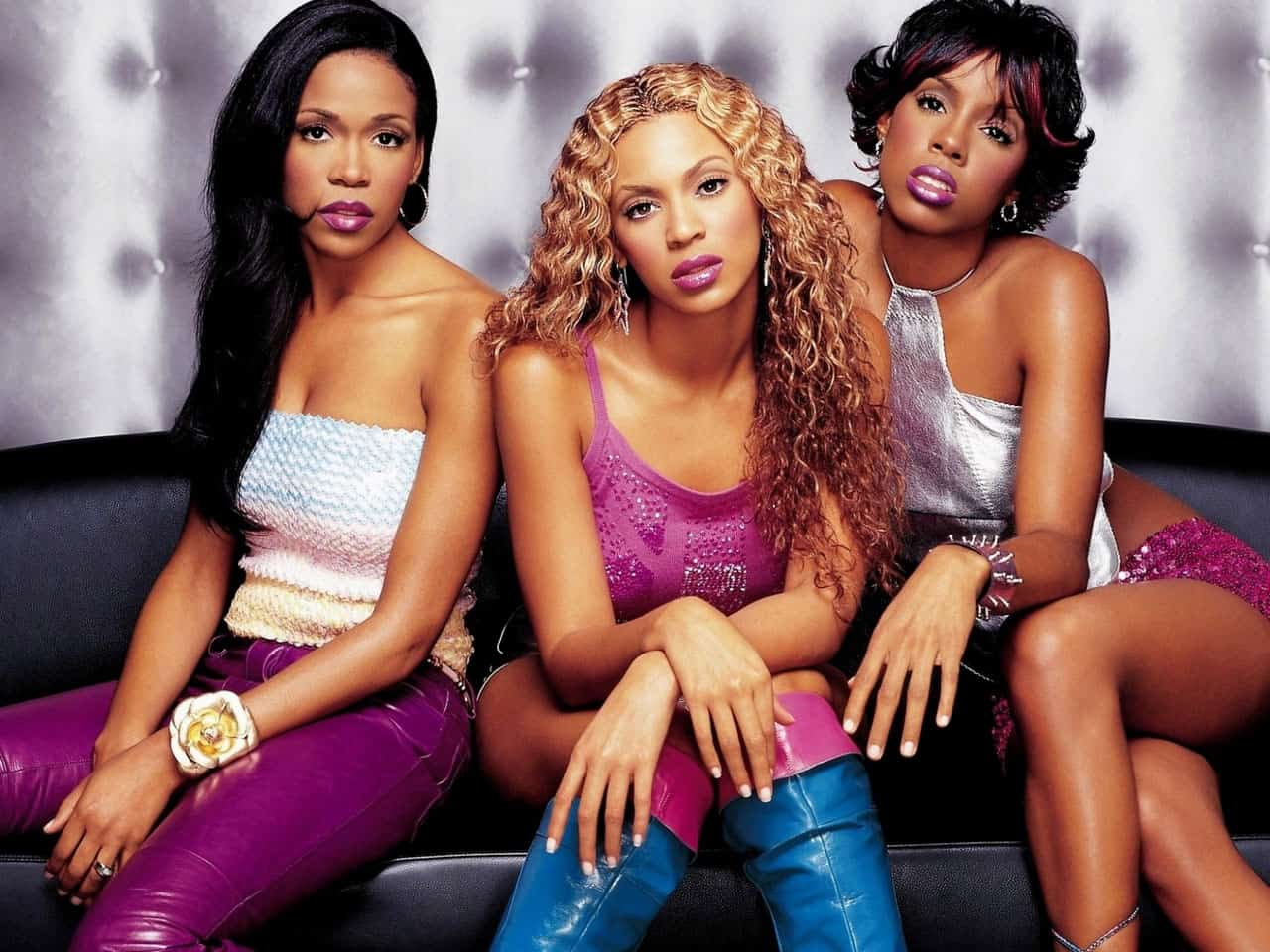 Destiny's Child~ Hollywood Comeback - BEVERLY HILLS MAGAZINE