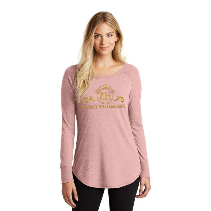 Women's Casual Long Sleeve Tunic Tee. BUY NOW!!! #beverlyhills #beverlyhillsmagazine #bevhillsmag #shop #style #fashion #topsforwomen #shopping #store