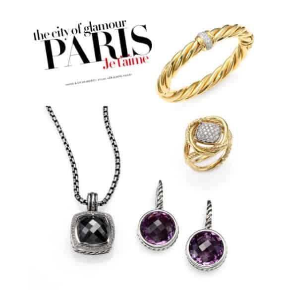 David Yurman Jewelry Collection