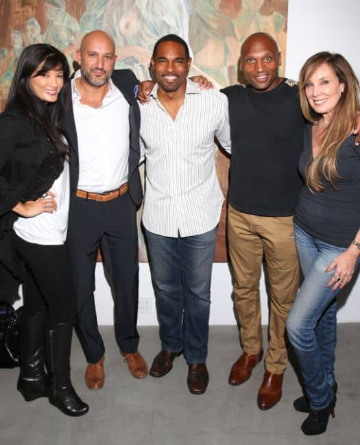 De Re Gallery Opening Night, West Hollywood