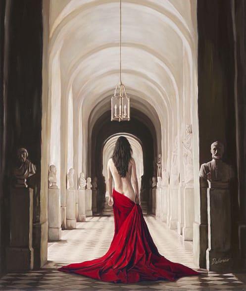 ISOLATION by Chris Dellorco Fine Artist