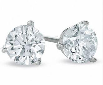 Kwiat Diamond Earrings. BUY NOW!!! #diamonds #rings #diamond #earrings #silver #bracelets #jewels #pink #gemstones #beautiful #gems #beverlyhills #beautiful #shopping #shop #BevHillsMag