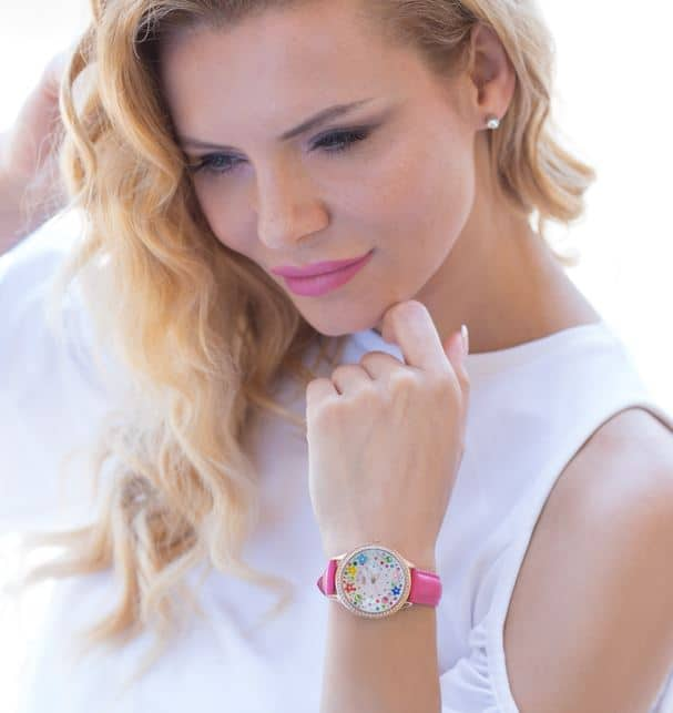 The Beautiful Didofa Watch And Jewelry Pieces