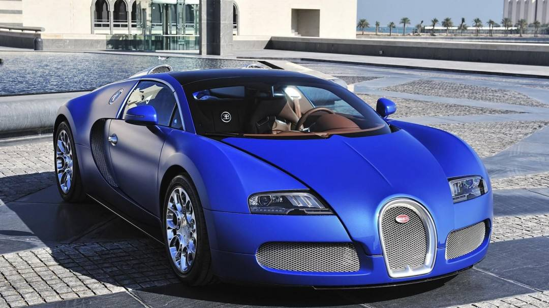 Dream Cars: Bugatti Veyron