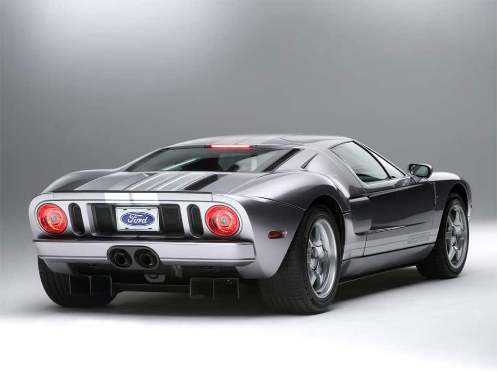 Dream Cars: Ford GT40