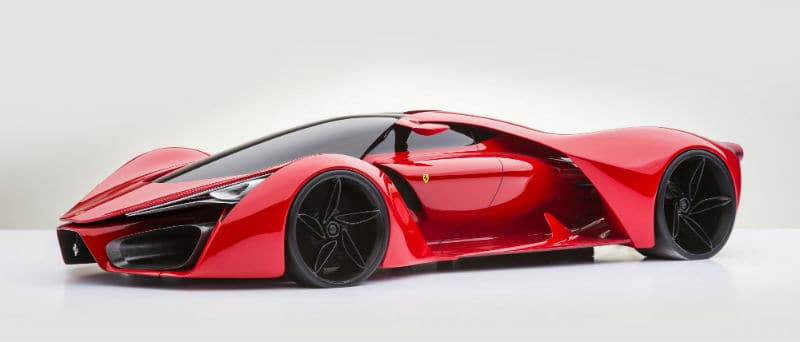 Ferrari F80 Price >> Ferrari F80 Concept The World S Next Fastest Car