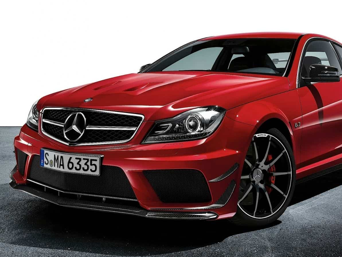 Dream-Cars-MERCEDES-BENZ-C63-AMG COUPE-Beverly-Hills-Magazine-