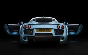 Dream Cars: Noble M600
