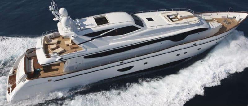 Euroyacht Planet 125 S #luxury #yachting #life #yachts #yachtcharter #luxury #life #yachtlife #yachtclub #travel #lifestyle #beverlyhills #BevHillsMag