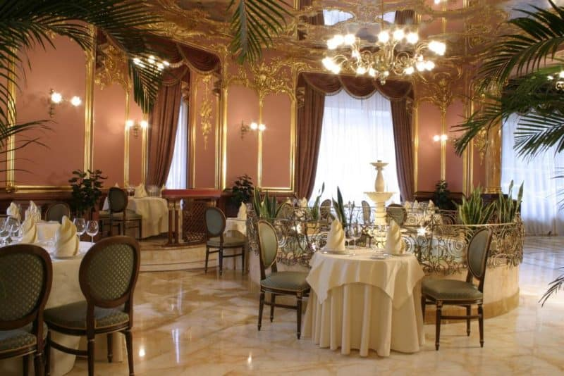 Experience The Legend: Savoy Hotel, Moscow