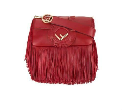 Fendi Fringed Shoulder Bag. BUY NOW!!! #shop #fashion #style #shop #shopping #clothing #beverlyhills #handbags #handbag #purses #fendi #beverlyhillsmagazine #bevhillsmag