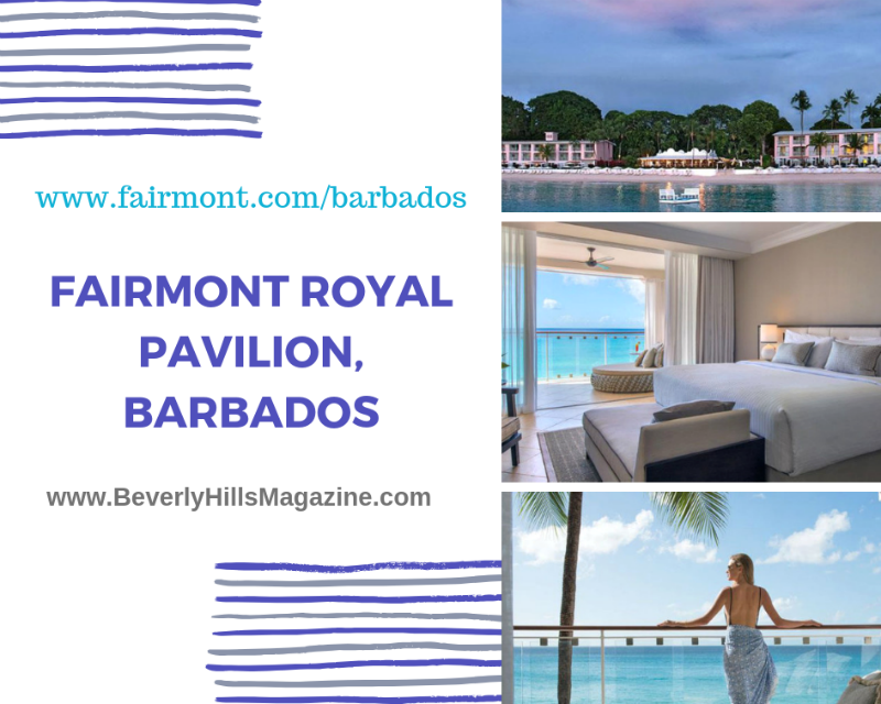 The Perfect Vacation In Barbados #vacation #caribbean #getaway #fivestar #hotels #travel #beverlyhills #bevhillsmag #beverlyhills #luxury #hotel