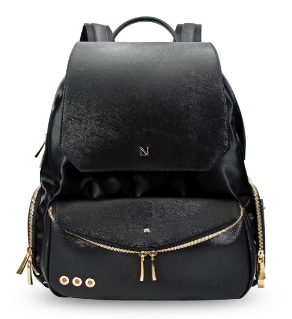 Lux and Nyx Leather Backpack #beverlyhills #beverlyhillsmagazine #fashion #style #hollywood #holidays #giftguide #holidaygiftsguide #giftideas #gifts #tenthstreethats #scala #hat #love #hats
