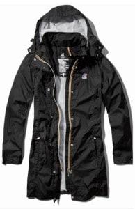 K-Way waterproof jackets by Abercrombie & Fitch
