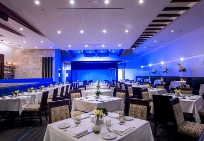 SPAGHETTINI & THE DAVE KOZ LOUNGE in Beverly Hills
