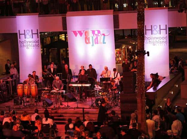 Free Hollywood Jazz Concert Series