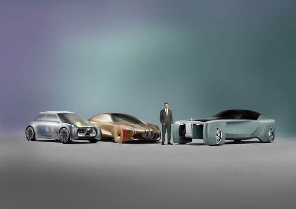 Future of Luxury: BMW, Rolls-Royce, and MINI