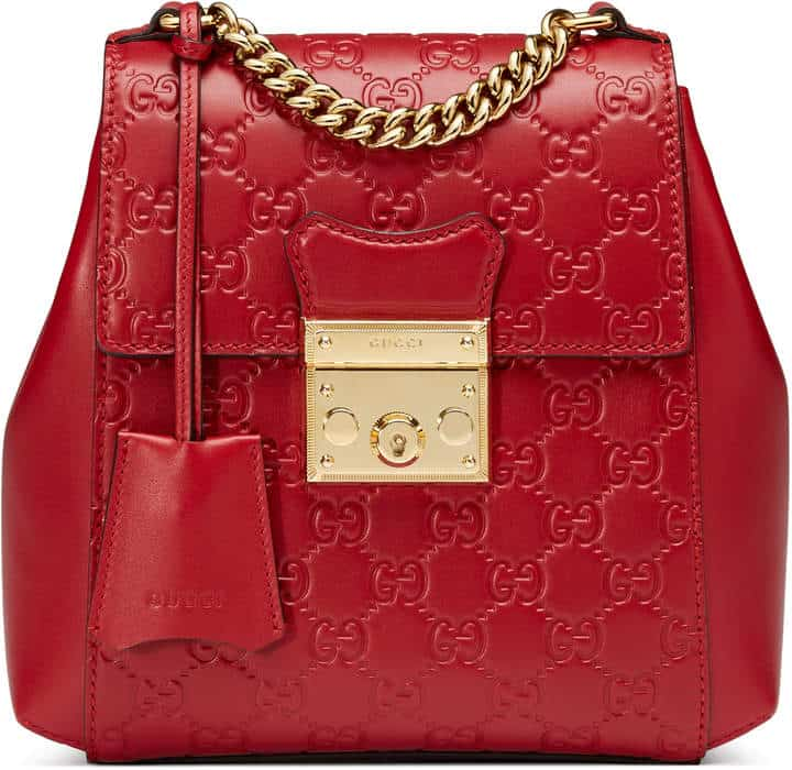 GUCCI Backpack. BUY NOW!!! ♥ #BevHillsMag #beverlyhillsmagazine #fashion #style #shopping