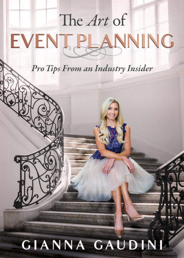 Gianna Gaudini, Art of Event Planning #events #eventsplanner #business #businessleader #success #beverlyhills #beverlyhillsmagazine