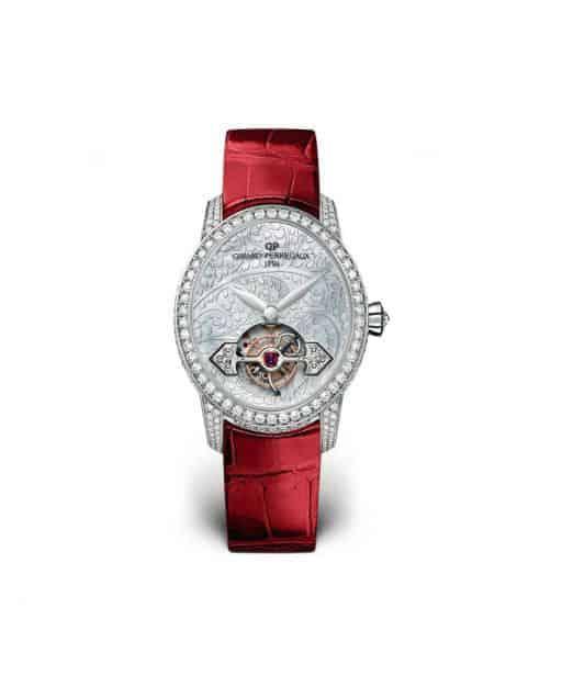 Girard Perregaux Cats Eye Tourbillon. BUY NOW!!! #ladies #watch #cool #watches #sweet #timepiece #time #style #watchesofinstagram #style #fashion #fashionblogger #beautiful #gift #ideas #giftsforher #beverlyhills #BevHillsMag #beverlyhillsmagazine