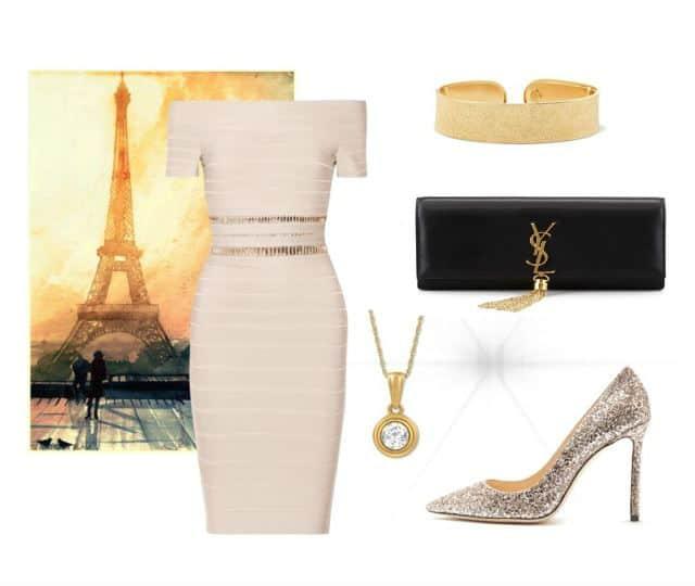 Gold & Black In Style. SHOP NOW!!! #fashion #style #ysl #purses #handbags #shoes #dresses #shop #beverlyhills #shopping #beverlyhillsmagazine