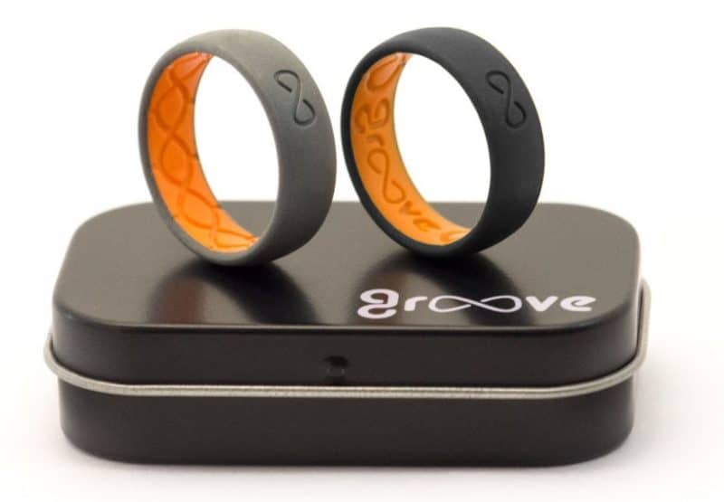 Groove Rings- The Alternative Wedding Bands