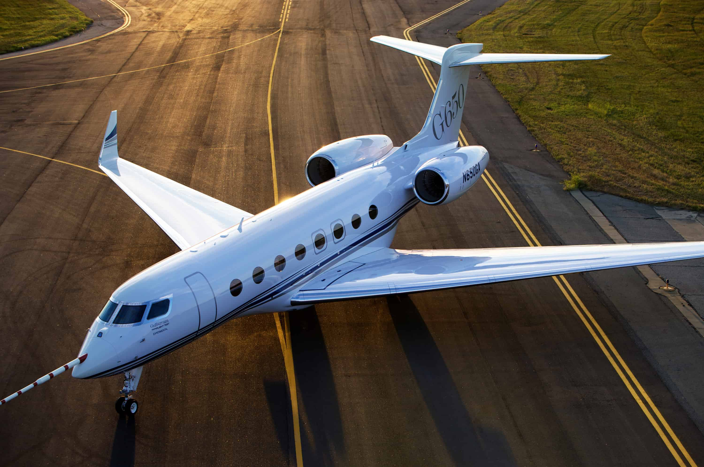 Jet Aircraft ~ Gulfstream G650