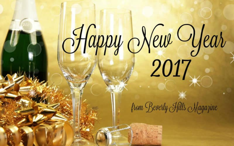 Happy New Year from Beverly Hills Magazine