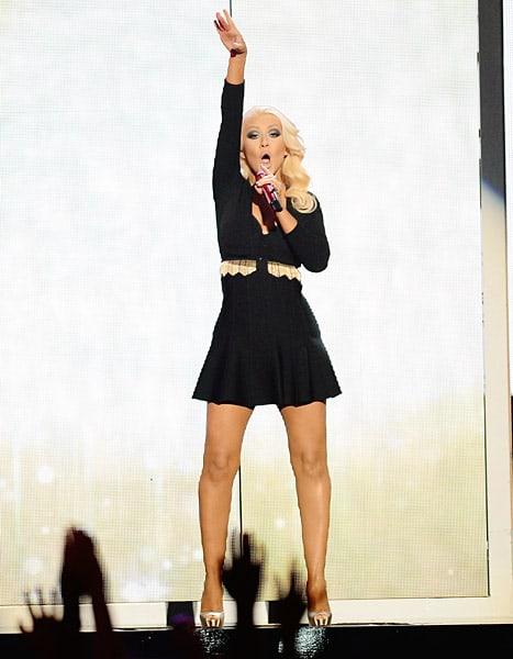 Hollywood-2013-Billboard-Music-Awards-Christina-Aguilera-Herve-Leger-Fashion-Style-Celebrities