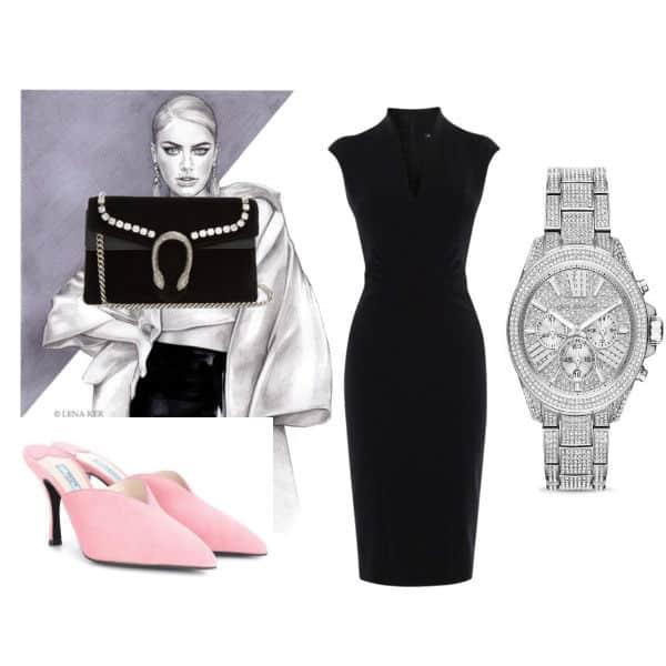 Hollywood Dress Style. SHOP NOW!!! #beverlyhillsmagazine #bevhillsmag #shop #style #shopping #fashion #hollywood #dress #styles #watch #jewelry #gucci #prada