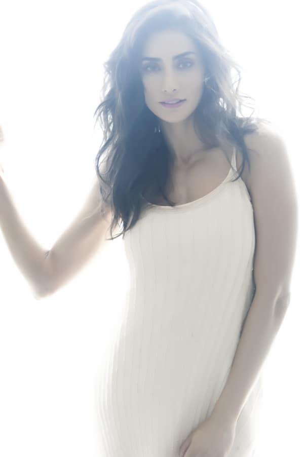 The lovely Paola Núñez