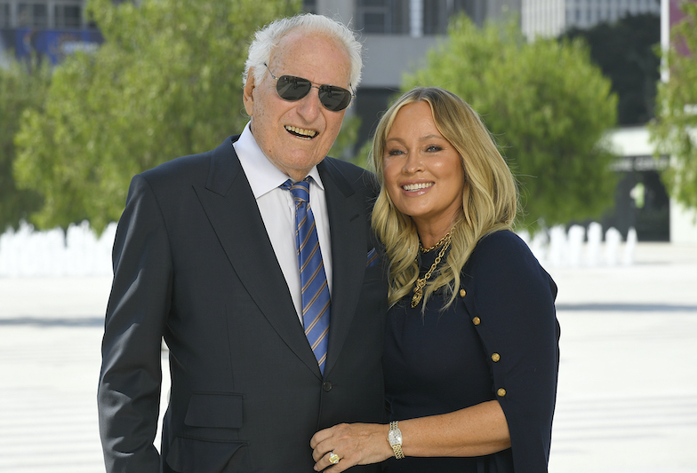 The Music Center Announces $25 Million Gift from Philanthropists Tina and Jerry Moss #beverlyhills #beverlyhillsmagazine #bevhillsmag #music #philanthropy #celebrity #celebrities #famouspeople #jerrymoss #tinamoss