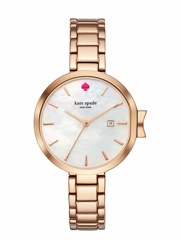 Kate Spade Watch. BUY NOW!!! #beverlyhills #watches #shop #jewelry #watch #bevhillsmag #bevelryhillsmagazine